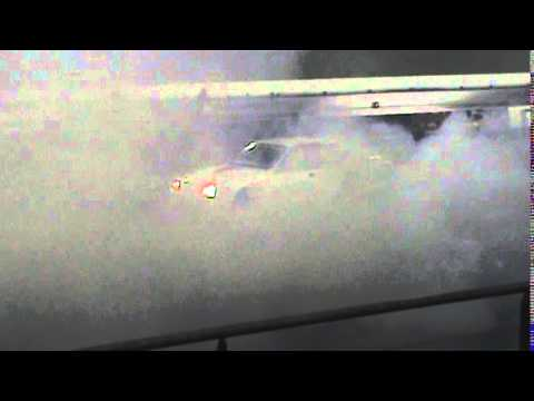 METHV6 Holden Supercharged V6 VP Commodore Burnout At WSID 2 7 2014
