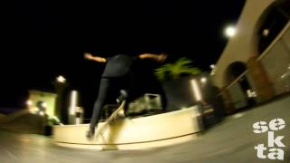 SEKTA Skateboards / Luis Peraza Welcome (Flow Team)