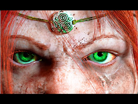 Heavenly Sword All Cutscenes Cinematics Full Movie