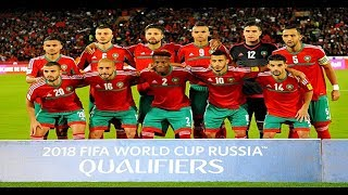 بالفيديو: قبل القرعة..المغرب سيواجه السعودية في كأس العالم 2018 |