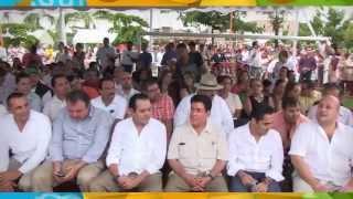 Ramón Guerrero rinde su primer informe de gobierno