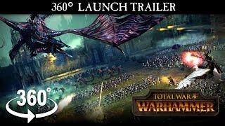 Total War: Warhammer - 360°-os Megjelenés Trailer