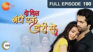Do Dil Bandhe Ek Dori Se Episode 190 May 01, 2014