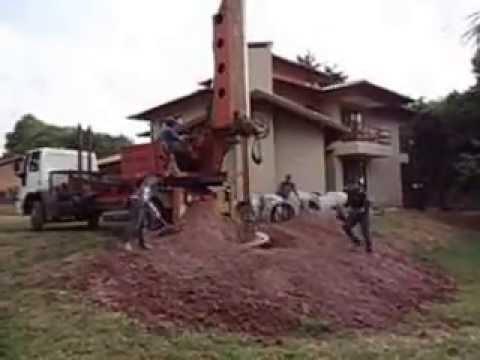 Perfuração de Poço - Residencial ParkWay