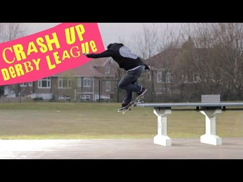 REAL Skateboards: UK Crash Up Derby Full Video