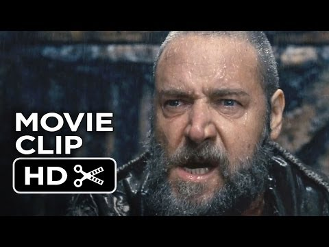 Noah Movie CLIP - Flooding (2014) - Russell Crowe, Anthony Hopkins Movie HD