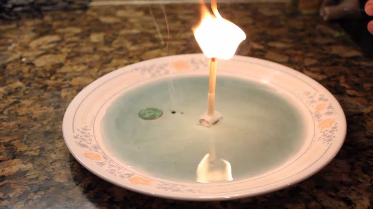 7 simple science tricks with household items youtube
