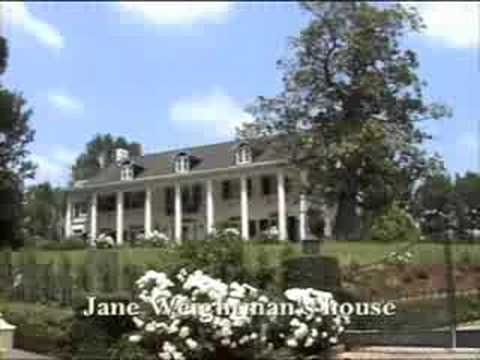 Hollywood beverly hills and movie star homes youtube for Movie star homes beverly hills