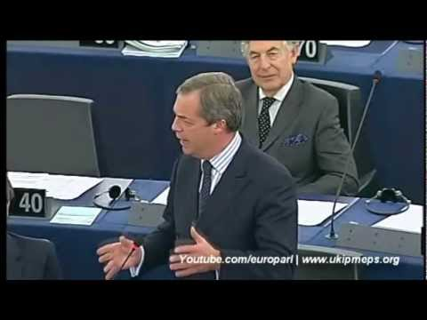 EU 'Bailouts' lead to total subjugation of nation states - Nigel Farage