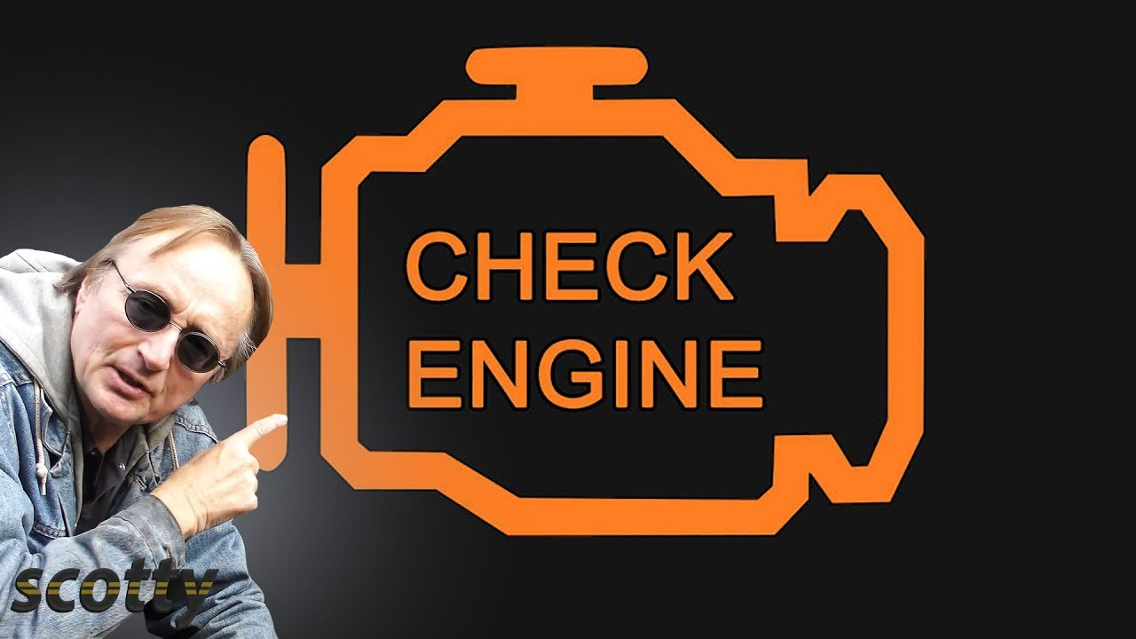 Fixing A Check Engine Light That U0026 39 S On