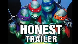 Honest Trailers Teenage Mutant Ninja Turtles 2: The