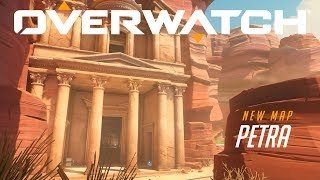 Overwatch - New Map: Petra