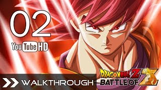 Dragon Ball Z Battle Of Z Walkthrough Gameplay DBZ Story