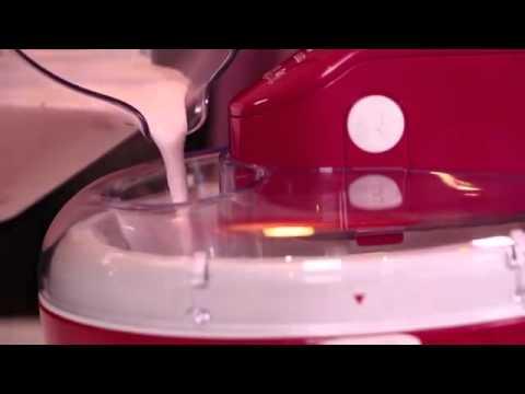 Maquina de Helado Moulinex
