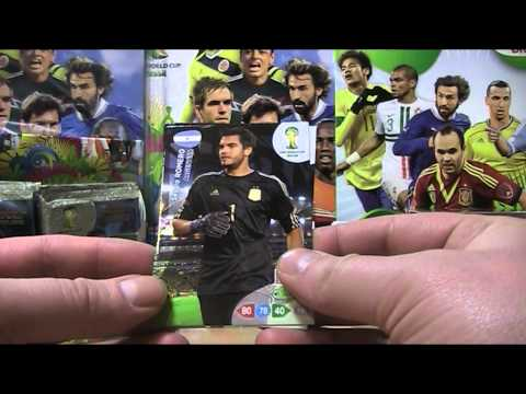 WORLD CUP BRASIL 2014 - UNBOXING - KUUUUULA :)