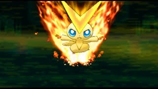Pokemon X & Y WiFi Battle: #11 Vs HoodlumScrafty VICTINI