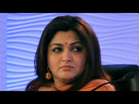 HT Summit: Interview with Khushbu Sundar