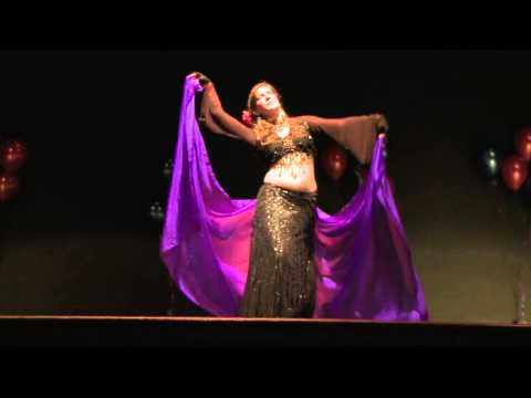 Tainia-ultimate bellydancer rising solo - vote now