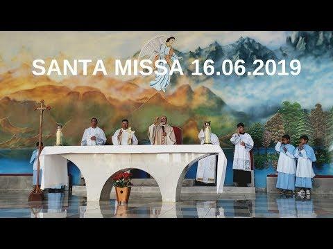 Santa Missa | 16.06.2019 | Padre José Sometti | ANSPAZ