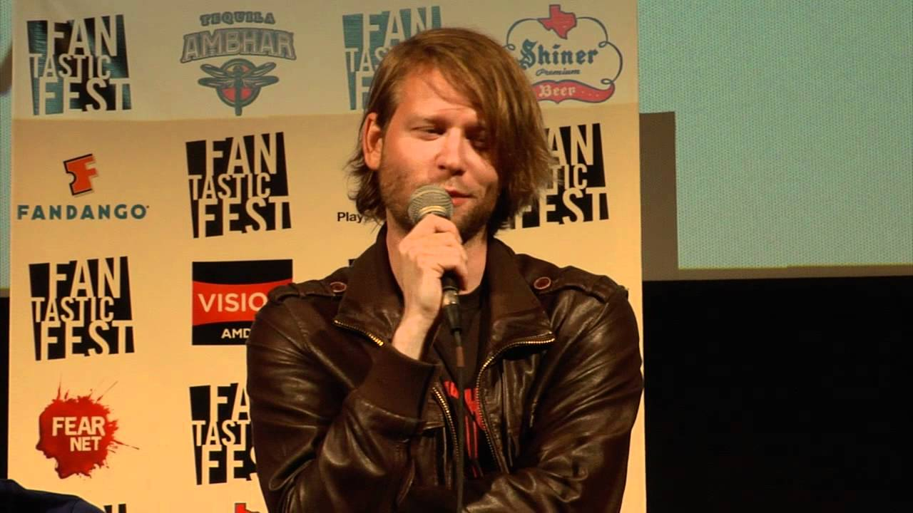 "Fantastic Fest and Fandango Present : Patrik Syversen, Director of ""You Said What?"""