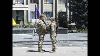 Участь ХНУВС у святкуванні другої річниці визволення Слов'янська