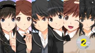 Amagami OST[HD] ~ Happy Go Lucky 2 [DISC 2]