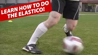 How To Do The Ronaldinho Elastico (Flip-Flap) Soccer