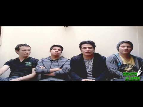 BLACKOUT Entrevista para REVISTA SLIDERS desde Ecuador