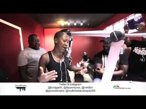 RADIO FREESTYLE Session with Bunji, Fay Ann & Mr. Killa