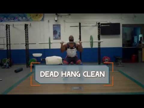 Dead Hang Clean