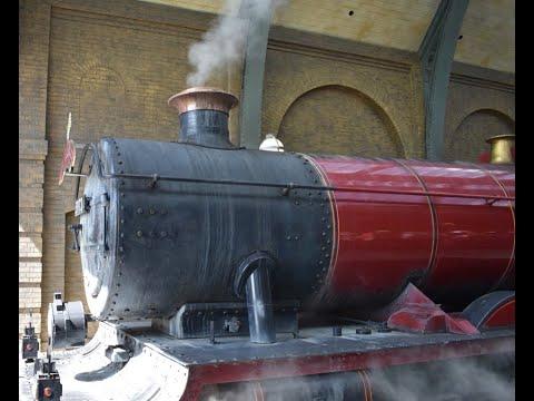 Universal Studios Hogwarts Express Diagon Alley to Hogsmeade