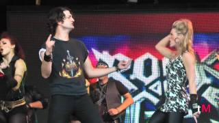 """Don't Stop Believing"" ROCK OF AGES (West End LIVE 2011"