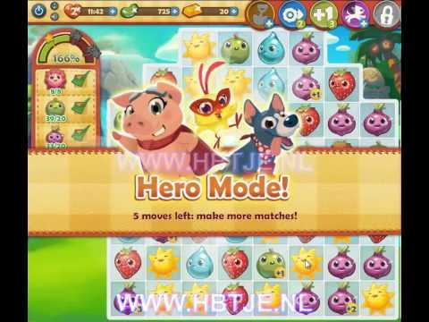 Farm Heroes Saga level 37