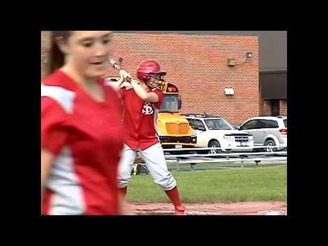 NCCS - Saranac Lake Softball 5-13-11