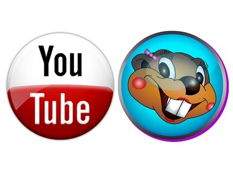 """Busy Beavers DVD Party!"" - YouTube Sampler, Kids Toddler English ESL Learning Songs"