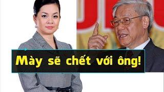 Con gái của Nguyễn Tấn Dũng có nguy cơ bị tịch thu tài sản, mất chức giám đốc ngân hàng Bản Việt