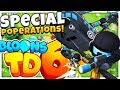 SPECIAL POPERATIONS MARINE TIER 5 SUPER TOWER Bloons TD 6 BLOONS TOWER DEFENSE 6