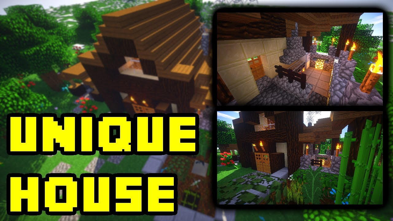 Minecraft cool easy survival house tutorial xbox pe ps3 for Home design xbox