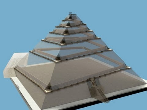 Lexxtex -- the Hidden Secret of the Great Pyramid's Construction Uncovered