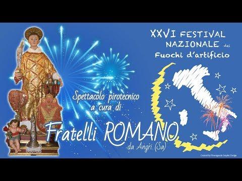 ACIBONACCORSI (Ct) - Santo Stefano 2018 - Fratelli ROMANO (Notturno)