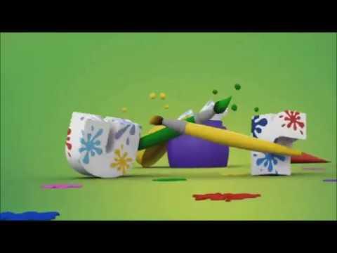 Disney Junior Bumper: Art Attack