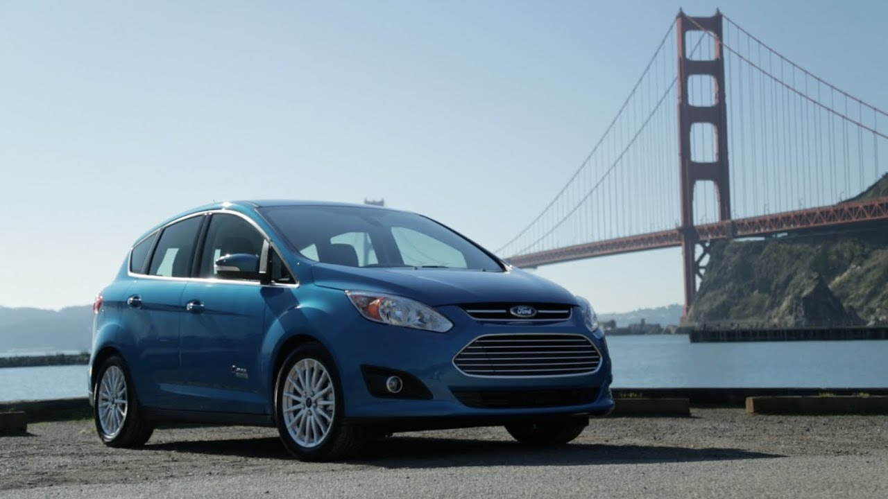 2013 ford c max energi plug in hybrid review car and. Black Bedroom Furniture Sets. Home Design Ideas