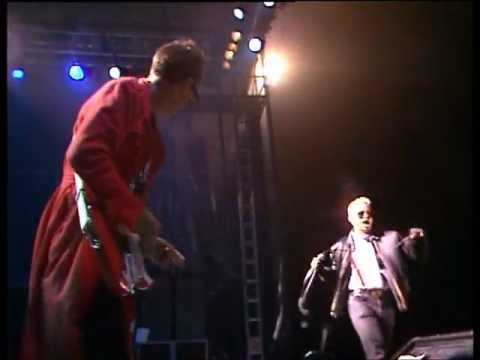 Leather Nun Tallinn 1988 Rock Summer Festival The last 3.55 of the concert