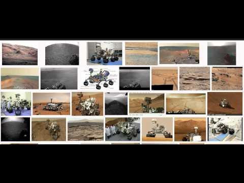Mars Curiosity Rover Takes Selfie LMAO