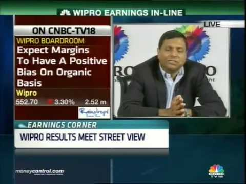 Certainly more bullish on 2014-15 growth: Wipro's Kurien -  Part 2