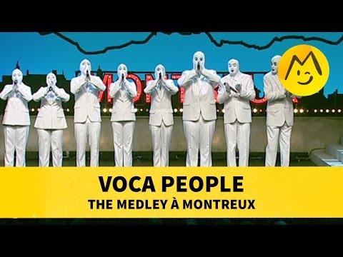 Skupina bez hudebních nástrojů...úžasné:-O!