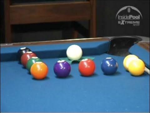 Trick Shots: Pool Trick Shots