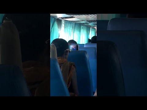 Buddhist Monk Watches Porn on Public Bus