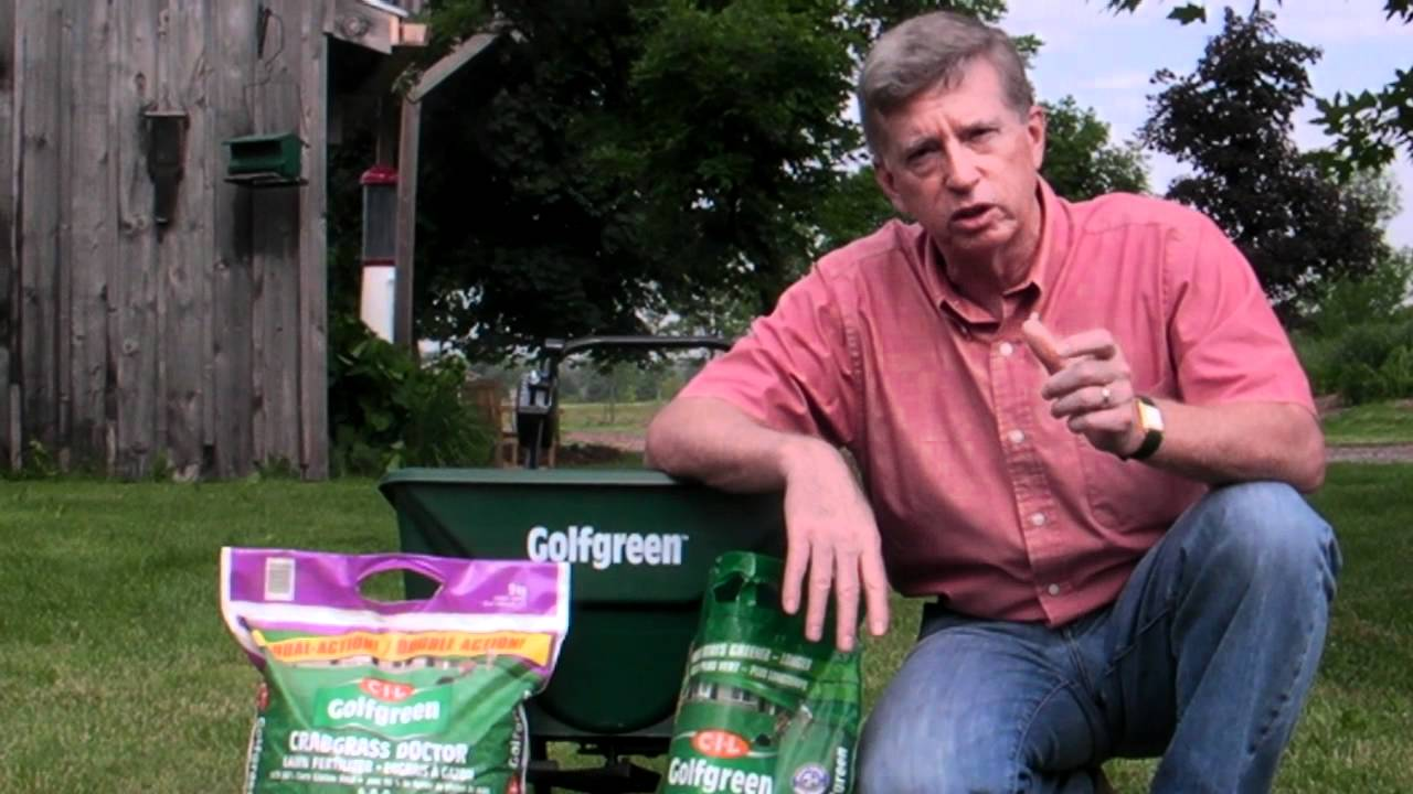 How To Have The Greenest Lawn On The Block Youtube