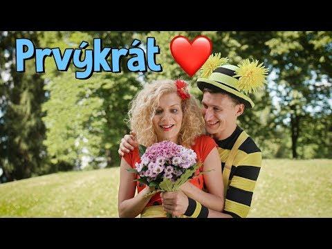 Smejko a Tanculienka - Prvýkrát